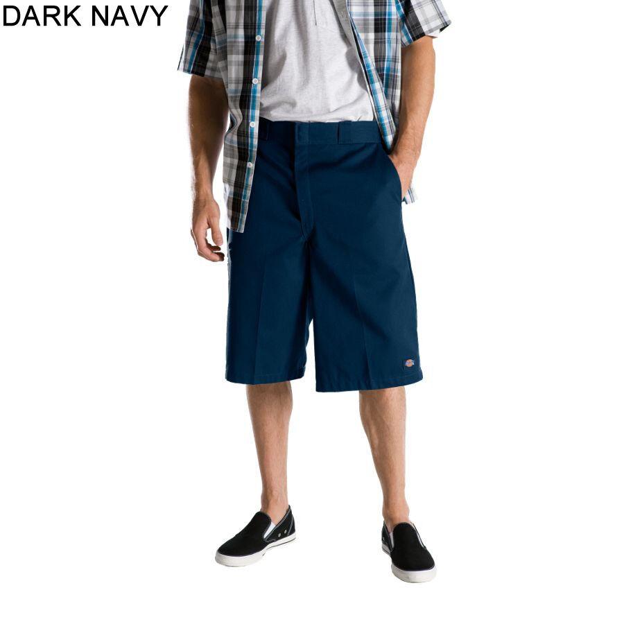 3cc3c463de Dickies 13 Inch Multi Pocket Work Shorts Charcoal Grey 44w for sale online  | eBay