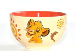 Disneyland Paris Original        N:2615 Simba from Lion King Character Mug