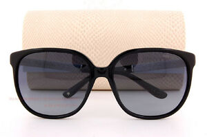 c12ed5d294e Brand New Jimmy Choo Sunglasses PAULA S FA3 HD Black Gray For Women ...