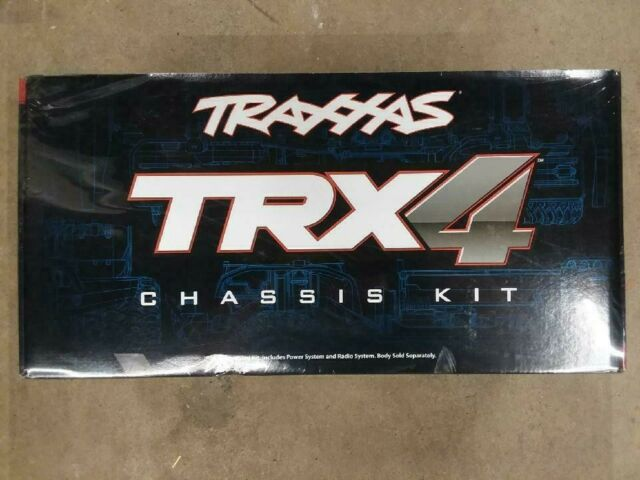 Traxxas TRX-4 1/10 Scale Trail Rock Crawler Assembly Kit 82016-4 Brand New!!