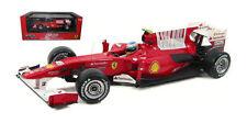 Mattel Hot Wheels Ferrari F10 Bahrain GP 2010 - Fernando Alonso 1/43 Scale