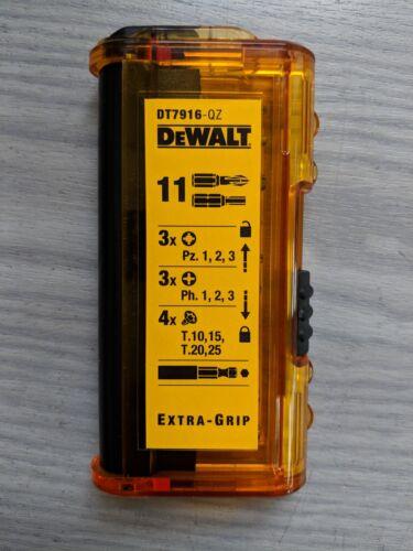 Dewalt DT7916-QZ Screwdriver Bit Set