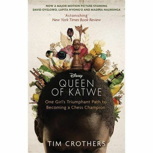 1 of 1 - Crothers, Tim, The Queen of Katwe: One Girl's Triumphant Path to Becoming a Ches