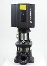 Grundfos 2 Stage 2 Cre10 02 A Gj A E Hqqe Inline Ansi Booster Pump Withvfd Motor