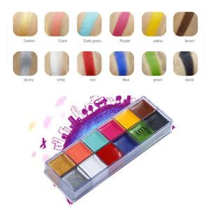 IMAGIC-12-Colors-Flash-Paint-Case-Makeup-Palette-Eyes-Cheek-Lip-Body-Cosmetic