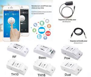 SI7021 Temperature Humidity Sensor Sonoff TH10/TH16 Durable