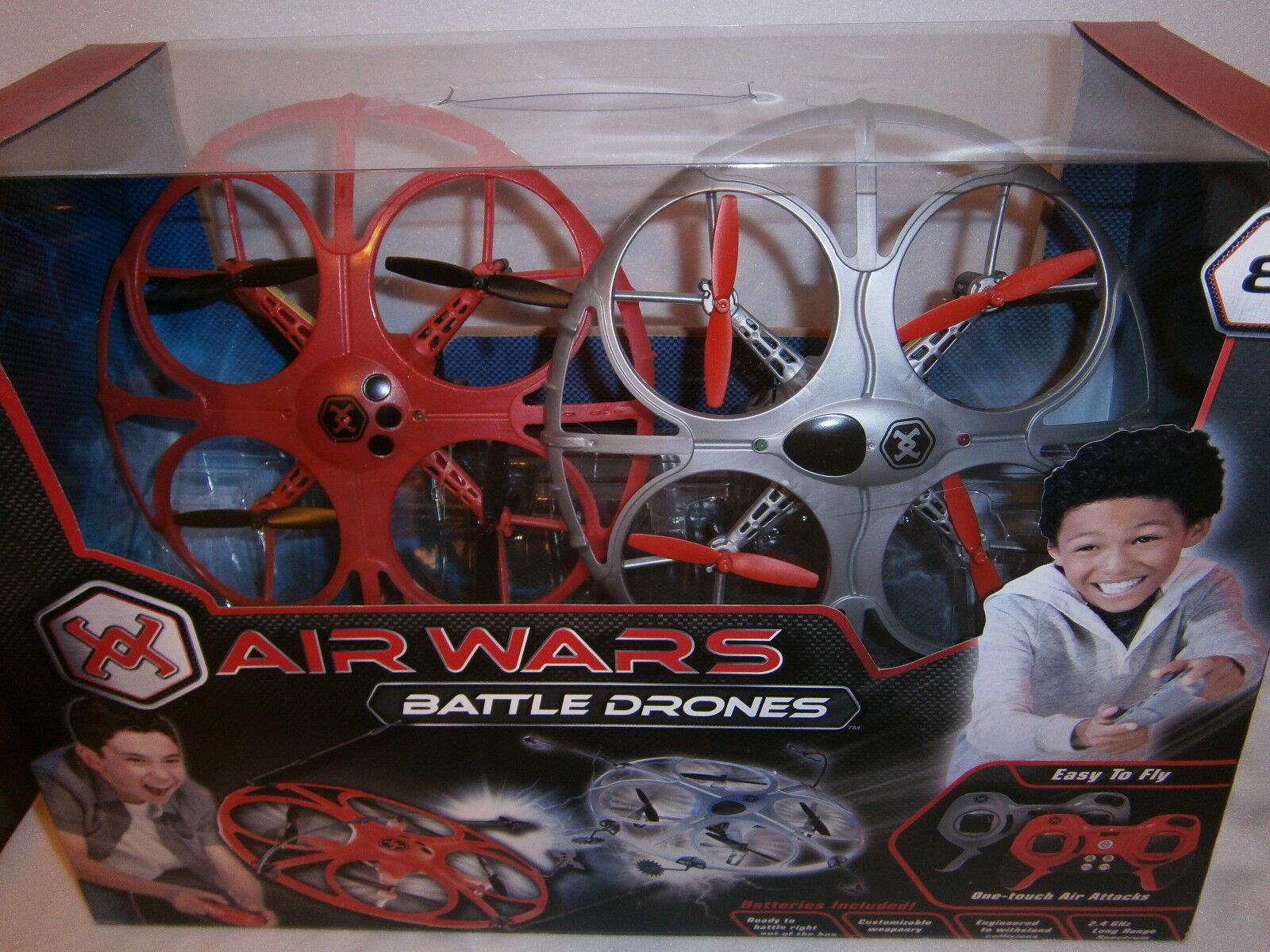 Air guerras Battle  Drones, NIB  ampia selezione