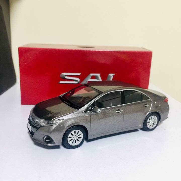 Toyota SAI Model voiture DEALER Promo  RARE Not Sold in Stores  10351  vente en ligne