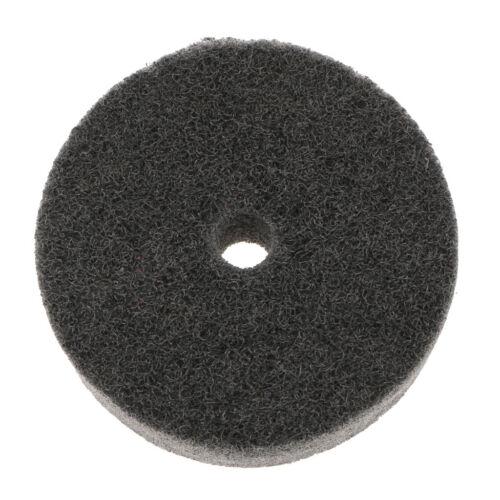 3/'/' Nylon Fiber Abrasive Polishing Wheel for Bench Grinder Metal Dust Remove
