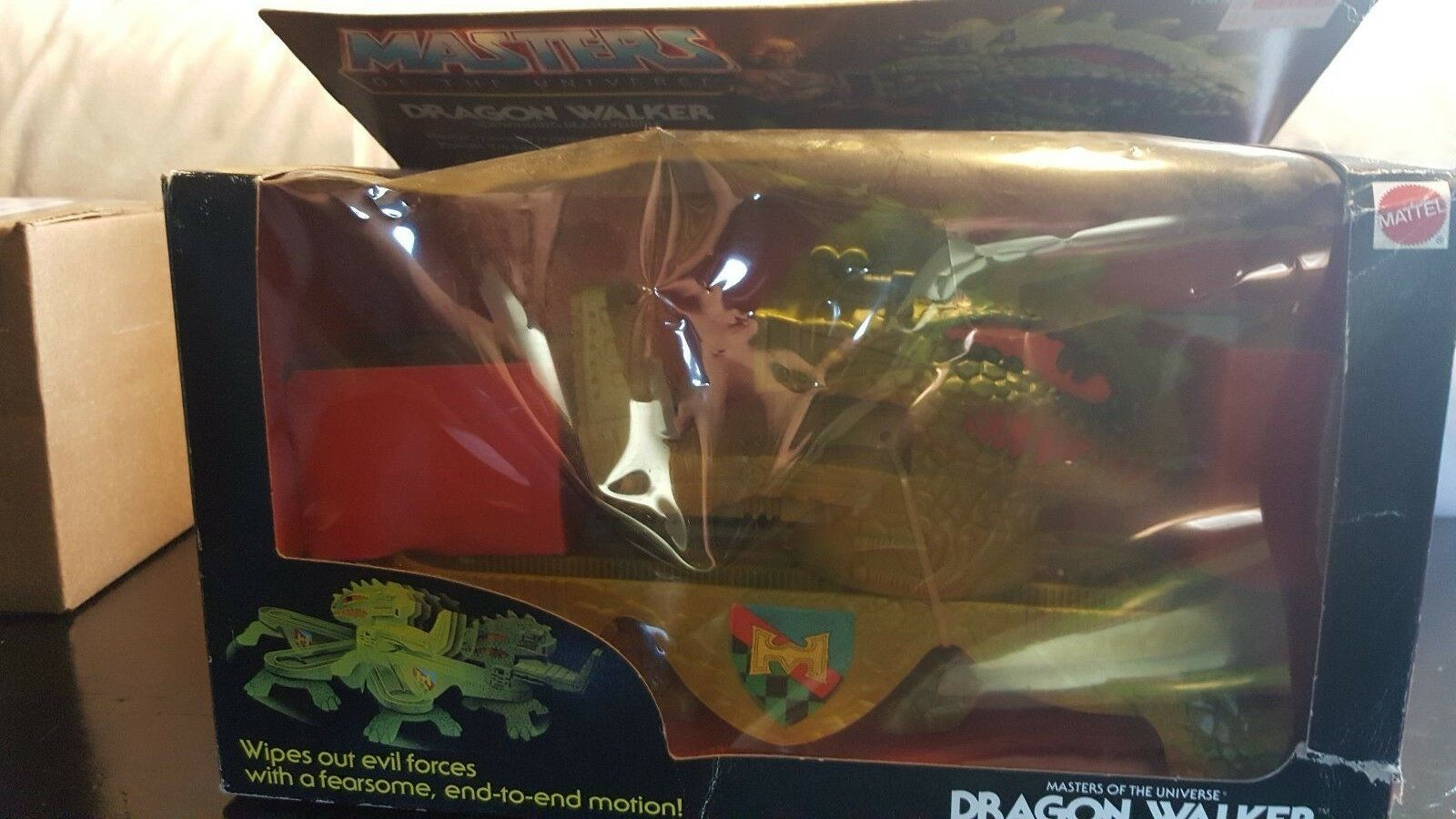 Dragon Walker - Master of the Universe - Mattel nuovo in scatola