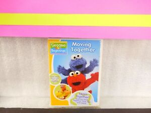 Sesame Beginnings - Moving Together  on DVD