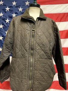 BARBOUR-POLAR-QUILTS-UOMO-Jacket-Coat-barbour-Giacca-Jacke-Man-Taglia-Size-L