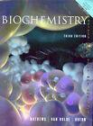 Biochemistry by Kensal E. Van Holde, Kevin Ahern, K.E.Van Holde, C.K. Mathews (Mixed media product, 1999)