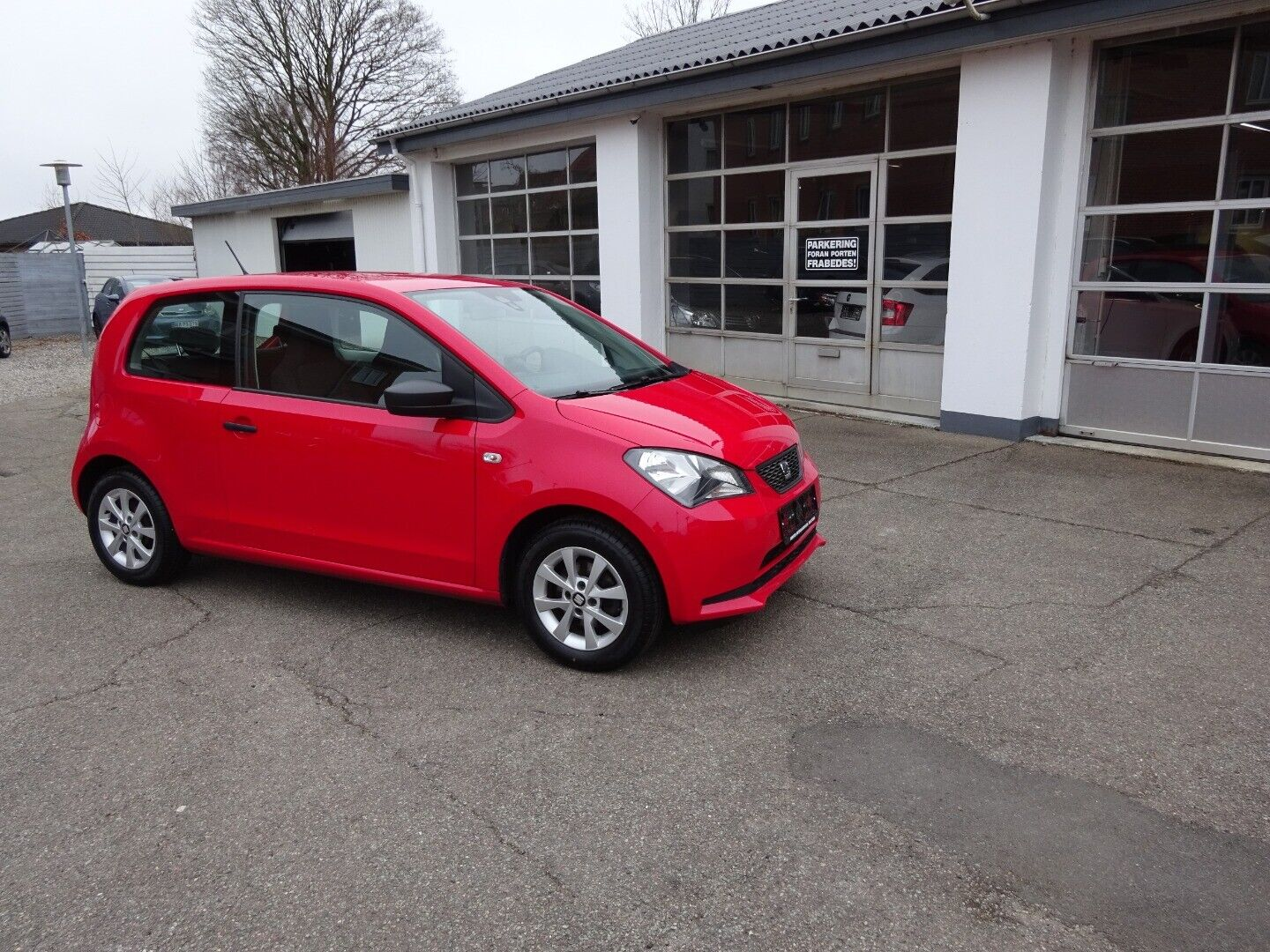 Seat Mii 1,0 60 Reference eco 3d