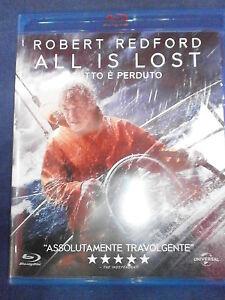 ALL-IS-LOST-FILM-IN-BLU-RAY-NUOVO-DA-NEGOZIO-INCELLOFANATO-COMPRO-FUMETTI-SHOP