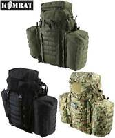 Tactical Assault Pack 90l Camping Rucksack Backpack Army Surplus Military