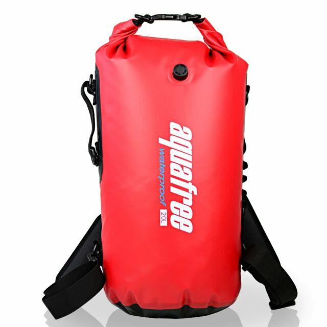 HPA Dry Backpack 40L HD 100/% Waterproof Gear Bag 10 year mfr. warranty