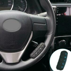 Car-Wireless-Steering-Wheel-Receiver-LED-Auto-Button-Remote-Control-Universal