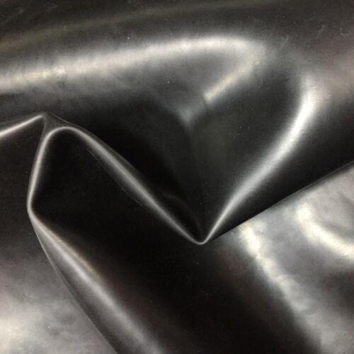 Hoja de caucho sólido negro 1400MM X 1MM Cuero Sintético polímero de grado comercial