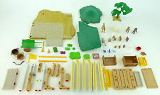 Petting Zoo Playmobil 3243 Parts Repairs Only Original Misc Pieces See Pictures