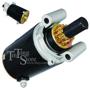 Details about Electric Starter For Craftsman Scotts John Deere AM130407  Kohler CV20S 15-23 Hp
