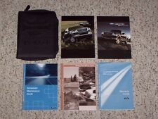 2005 Ford F-150 Owner Owner's User Manual w Special Edition Harley Davidson Case