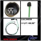 Disc Brake Pad Wear Sensor Rear Centric 116.34039 fits 06-08 BMW Z4
