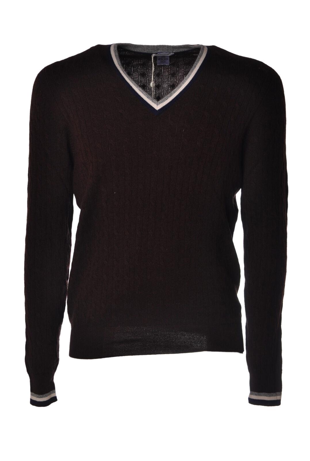 Viadeste  -  Sweaters - Male - Braun - 4682021A185320