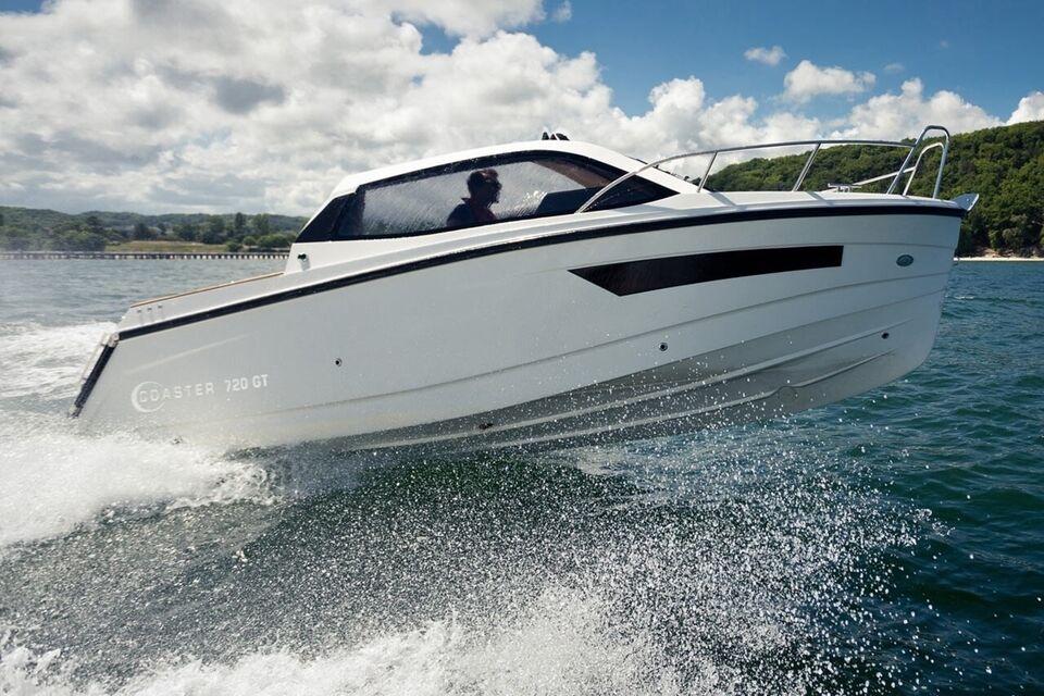 Coaster 720 GT m/150 HK Yamaha og udstyr, Motorbåd, årg.