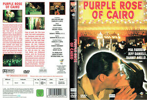 (DVD) PURPLE ROSE of Cairo-Mia Farrow, Jeff Daniels, Danny Aiello (1985)