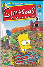 SIMPSONS COMICS #50 VF/NM