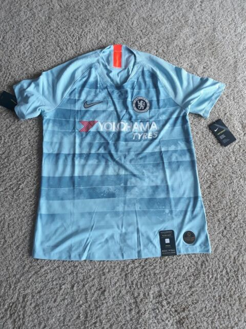 new product 7a3b1 86079 Nike Chelsea FC Third Kit 2019 Vaporknit Player Version Size Large Only