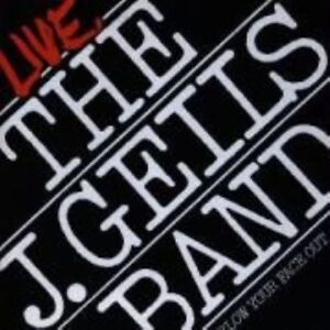 NEW CD Album J Geils Band  Live Blow Your Face Out Mini LP Style card Case - High Wycombe, United Kingdom - NEW CD Album J Geils Band  Live Blow Your Face Out Mini LP Style card Case - High Wycombe, United Kingdom