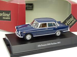 Starline-1-43-Alfa-Romeo-2000-Bleue-1957