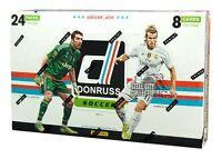 2016 Panini Donruss Soccer Hobby Box on Sale