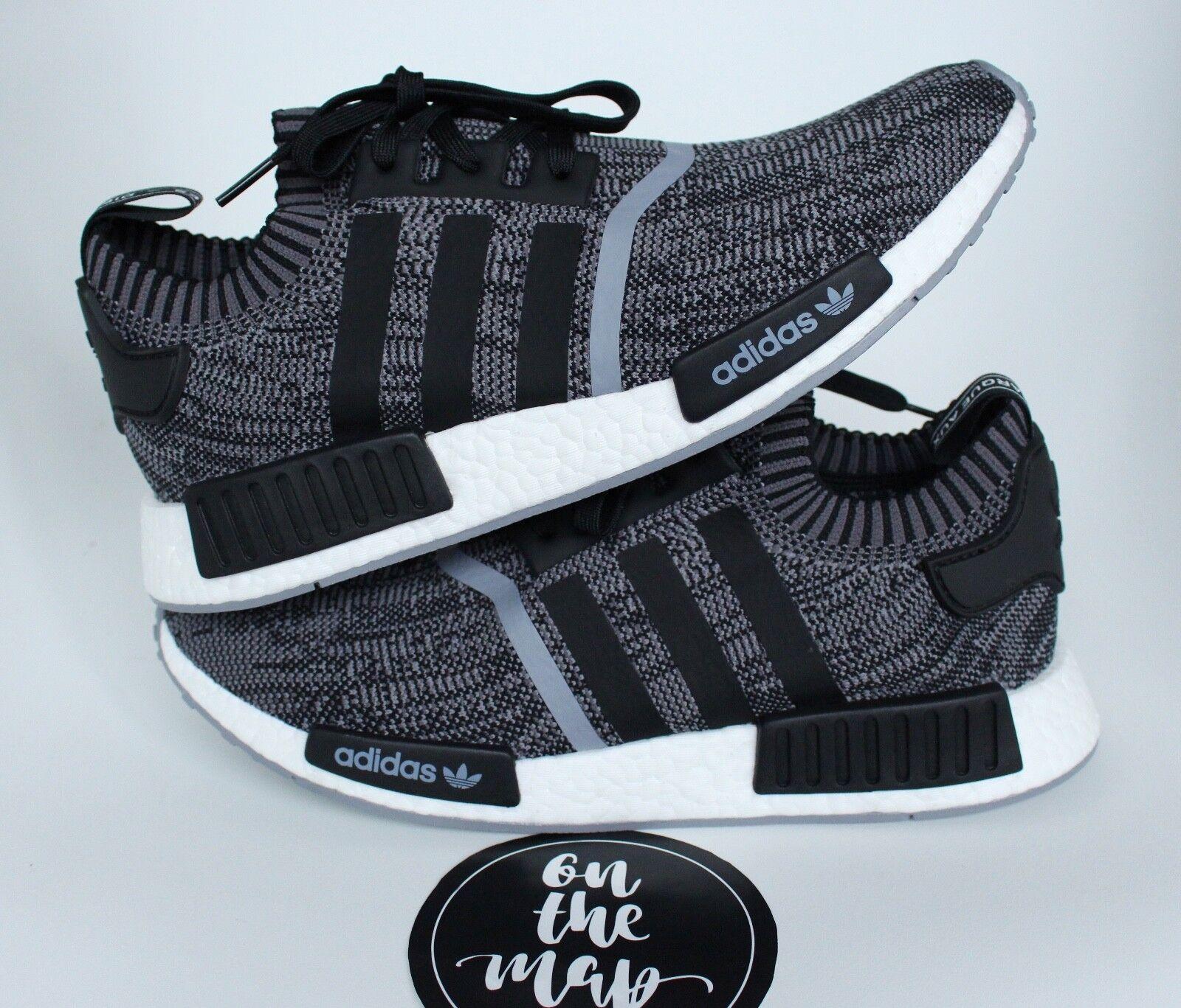 Adidas nmd r1 grau - schwarz schwarz schwarz schoenen ai camo pk cq1863 4 5 6 7 8 9 10 11 12 13 neue 469ecc