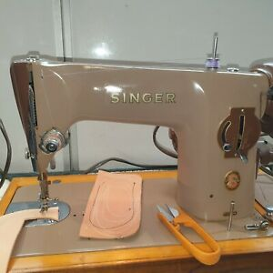 Iconic Singer 201P collectable  strong sewing machine Penrith NSW Australia