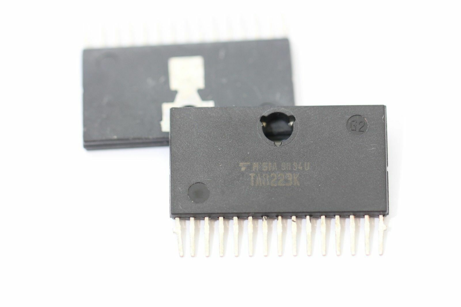 Ta8223k Integrated Circuit Case Sip15b Make Toshiba Ebay Lm358 Dip8 Norton Secured Powered By Verisign