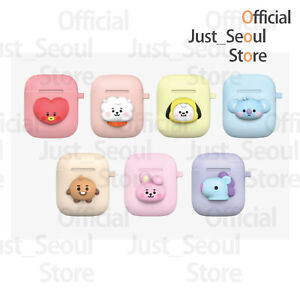 Official-BTS-BT21-Baby-Jelly-Airpods-Case-Cover-Freebie-Free-Tracking-Kpop