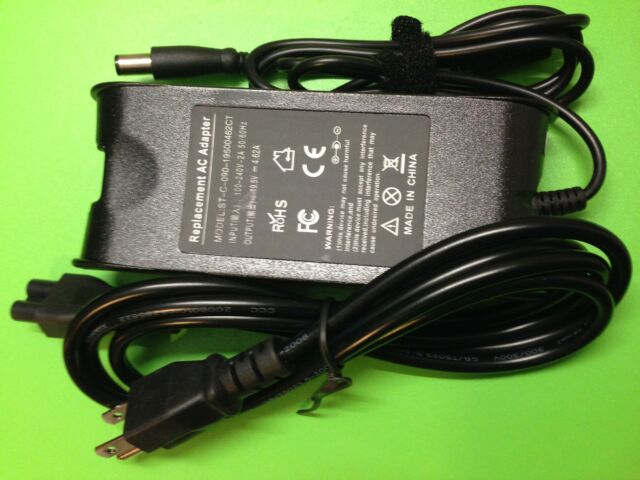 90W AC adapter charger for Dell Inspiron i14Z-1424BK i15N-1820BK i15N-2718OBK