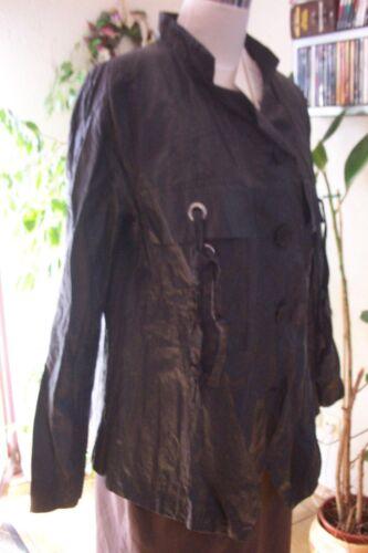 sac Marohn en partie rond 40 m de gr tissu Sonja rêve lagenlook un Veste Dans wHqRxITw