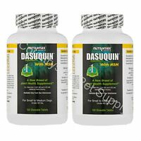 Dasuquin W/msm Chewable Tablets For Small To Medium Dogs, 150ct (2pk 300tablets)