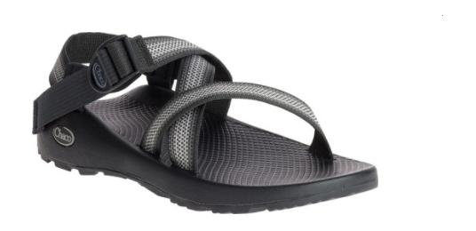 Chaco Z 1 Clásico Split Sandalia cómoda gris para hombres tallas 8-13 Nuevo En Caja