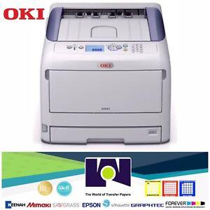 5d2740ac Image is loading OKI-Data-c-831-TS-CMYK-Laser-Transfer-
