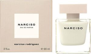 Detalles de Narciso Perfume Por Narciso Rodriguez, 3 Oz Edp Spray Para Mujer (blanco) Nuevo ver título original