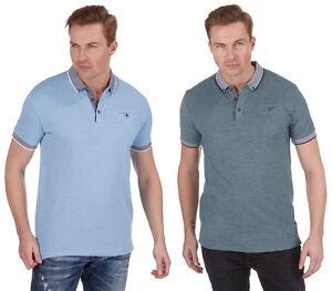 Mens-Adults-Urban-Revival-Short-Sleeve-Pique-Polo-Shirt-Pale-Blue-Teal