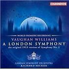 Vaughan Williams: A London Symphony (2001)