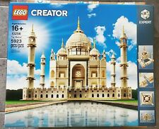 LEGO CREATOR Taj Mahal 10256 Building Kit & Architecture Model 5923 Pcs SEALED