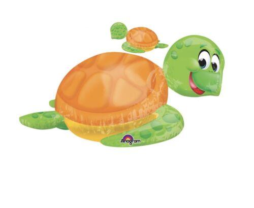"Sea Turtle 31/"" Balloon Birthday Party Decorations"