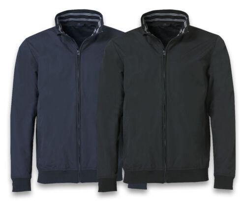 Giubbino giacca uomo leggero classico primavera estate taglie forti XS 4XL